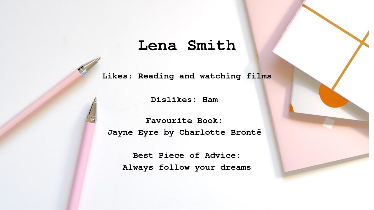 Lena Profile
