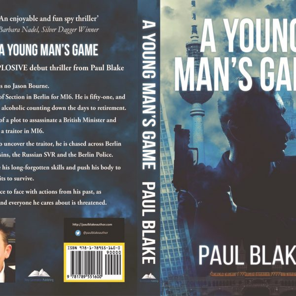 A Young Man's Game Full Cover