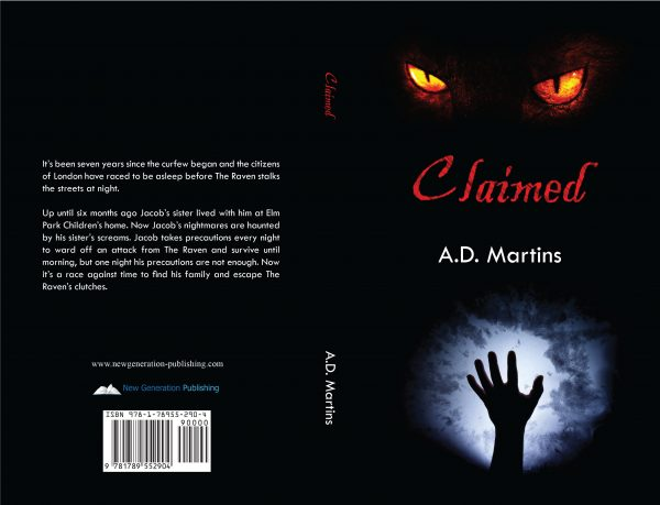 Claimed Full Cover