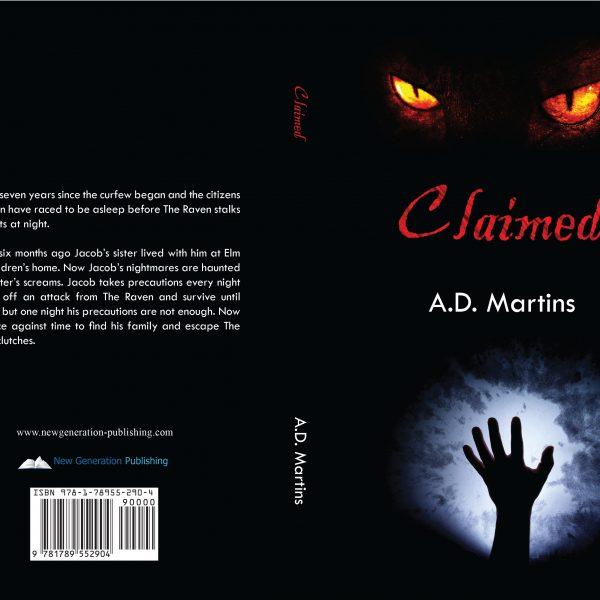 Claimed Full Cover