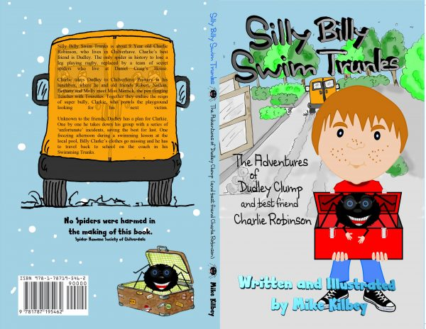 Silly Billy Swim Trunks Full Cover