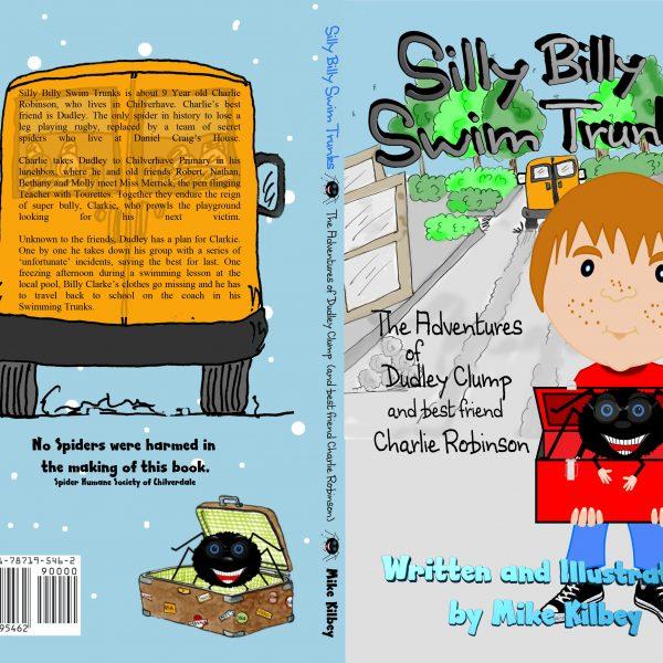 Silly Billy Swim Trunks Full Cover