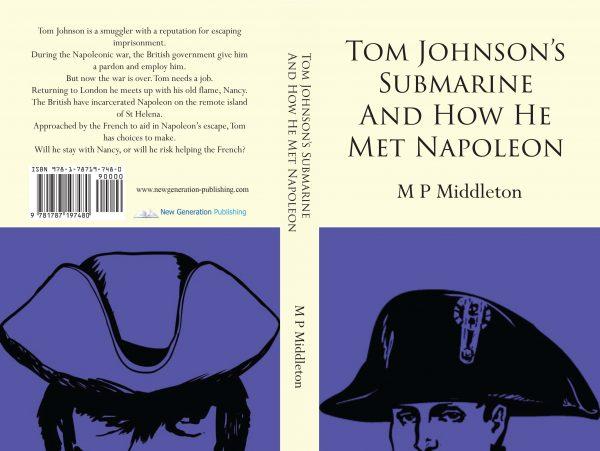 Tom Johnson's Submarine Full Cover