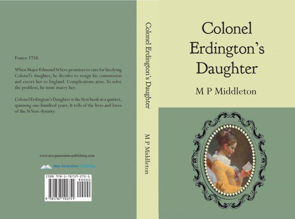 Erdington's Daughter Full Cover