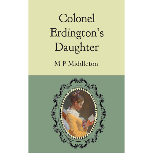 Colonel Erdington's Daughter Front Cover