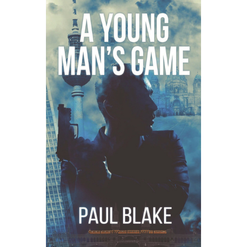 A Young Mans Game Front Cover