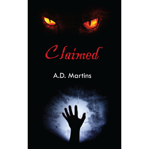 Claimed Fornt Cover