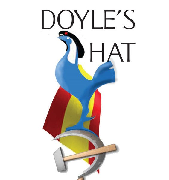 Paddy Doyle's Hat Front Cover