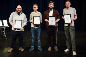 The Playwriting Finalists