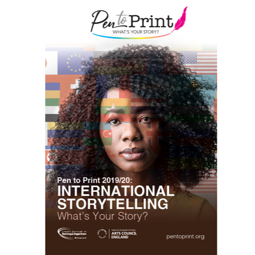 Pen to Print 19/20 International Storytelling