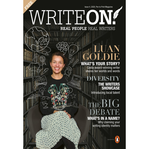 Write On! 4 cover