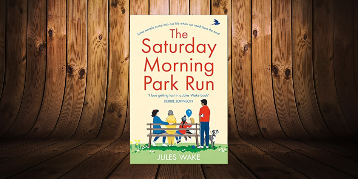 banner jules wake saturday morning park run novel showcase write on