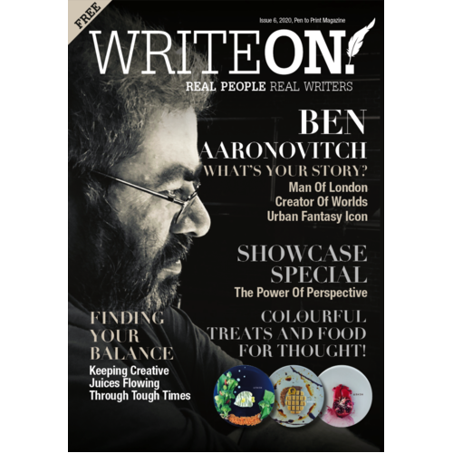 Write On! 6 cover