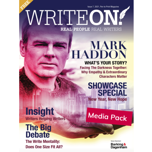 Media pack Issue 7 #writeon