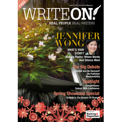 Write On! 8 Cover