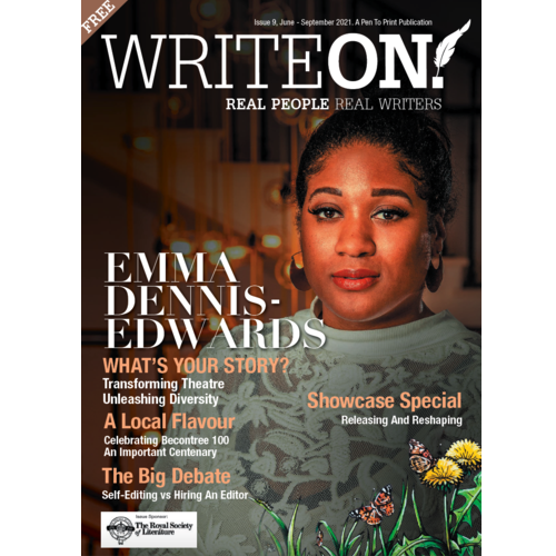 Write On! 9 Cover